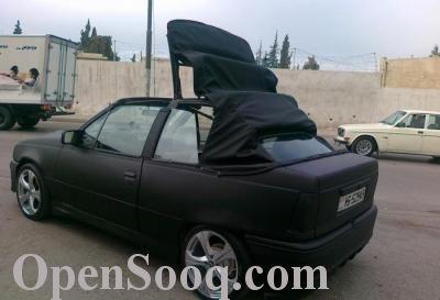 كشفت) (سقف سياره متحرك كهرباااء) - (9544927) | السوق المفتوح(كشفت) (سقف سياره متحرك كهرباااء)