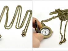 السلسلة الساعة -بأشكال مختلفة
