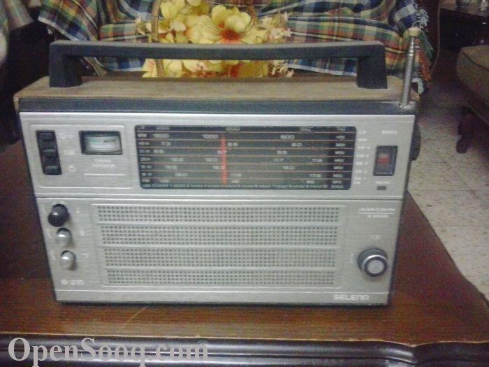 راديو روسي قديم للبيع
