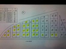مخطط اراضي للبيع في بنغازي