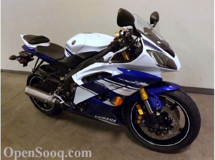 new 2012 yamaha yzf r6 sport bike for sale 12662185. Black Bedroom Furniture Sets. Home Design Ideas
