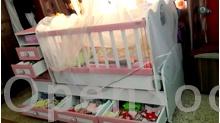 سرير هزاز  طفل للبيع
