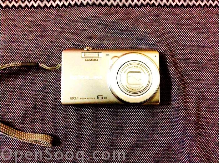 كاميرا ديجيتال Casio