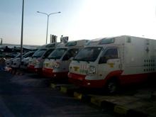 سيارات اسعاف للبيع