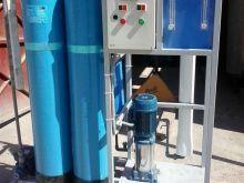 تجهيز بكافة المكائن والمعدات والوحدات الانتاجية بمعامل انتاج المياه المعدنيه